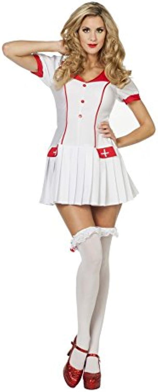 Adult Nurse Ladies Costume  (EU46 UK18 20 US14)