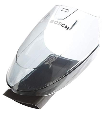 Bosch 12019014 - Contenedor de polvo para escoba eléctrica Readyy'y 16 V, código BBH2, BBHF2, BBHL2, BCHF2, VCH4.