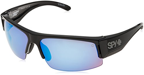 Spy Sonnenbrille FLYER, happy bronze polar/dark blue spectra/happy rose/clear, 673344038488
