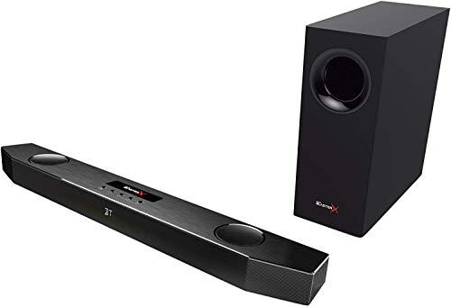 Creative Sound BlasterX Katana - Mehrkanal Gaming Lautsprecher schwarz