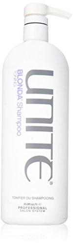 Unite Blonda Shampoo Toning, 33.8 Fluid Ounce by UNITE
