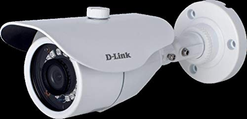D-Link DCS-F1712 2MP HD Day and Night Fixed Bullet Camera...