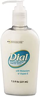 Liquid Dial Antimicrobial Soap with Moisturizers and Vitamin E Dia 84024