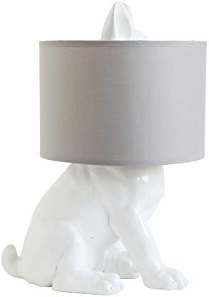 Bulldog lamp
