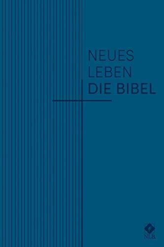 Neues Leben. Die Bibel, Standardausgabe, Kunstleder blau