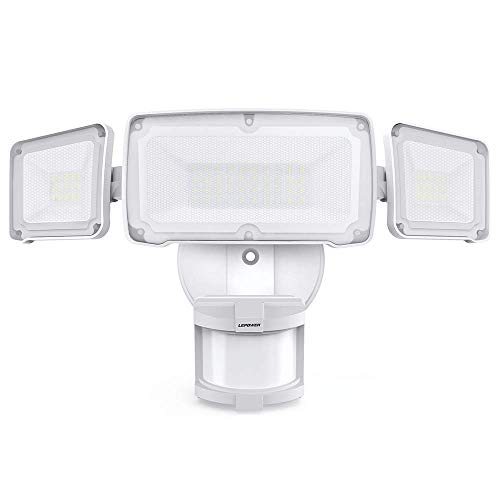 LEPOWER 35W LED Security Lights ...
