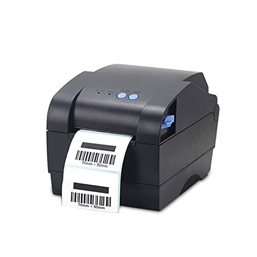 Fantastic Deal! XXLLQ Dual Mode Switching Print USB Thermal Receipt Printer 80mm Mini Portable Label...