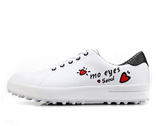 PGM Spikeless und wasserdichte Golfschuhe für Damen und Mädchen