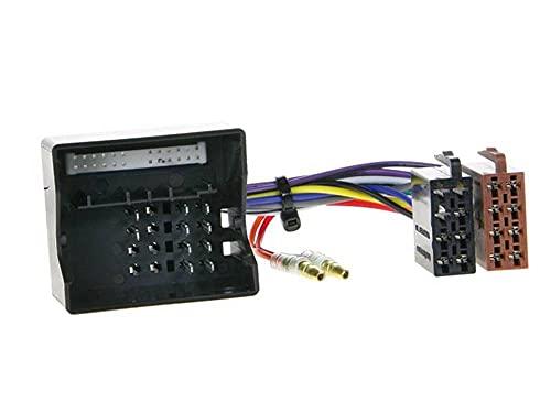 Audioproject A306 ? Cavo ISO per Autoradio Quadlock su ISO compatilibe con: Mercedes A B C CLK CLS ML R S Klasse SL Sprinter Vito Viano W169 W245 W203 W209