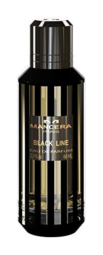 100% Authentic MANCERA Black LINE Eau de Perfume 60ml Made in France + 2 Mancera Samples + 30ml Skincare
