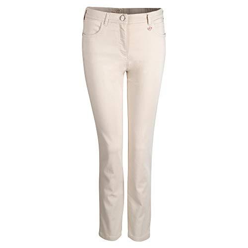 Relaxed by Toni 5-Pocket-Hose 5-Pocket-Hose »Meine Beste Freundin« in schlanker Passform 40K beige