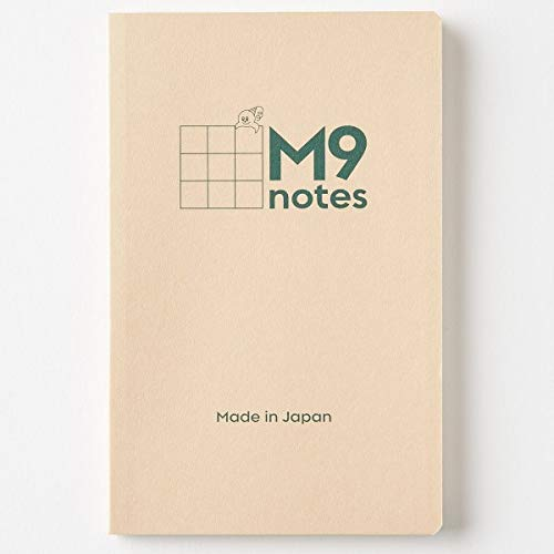 M9notesメモ帳 9マスノート マンダラ (手帳)