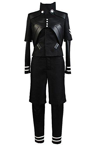 Disfraz para adulto de Ken Kaneki, de la serie Tokyo Ghoul, traje...