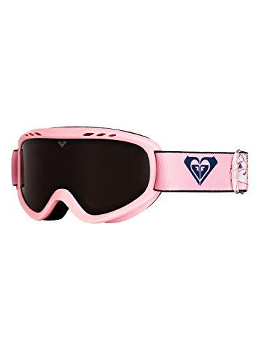 Roxy Girls' Sweet - Snowboard/Ski Goggles Snowboardbril, Prism Pink Snow Trip, 1SZ