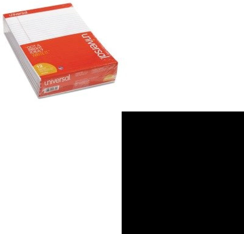 KitBICSCSM361ASTUNV20630 – Vorteilsset – BIC Soft Feel Kugelschreiber, einziehbarer Kugelschreiber und universeller perforierter Rand Schreibblock (UNV20630) B00MOM0Q1U   Billiger als der Preis
