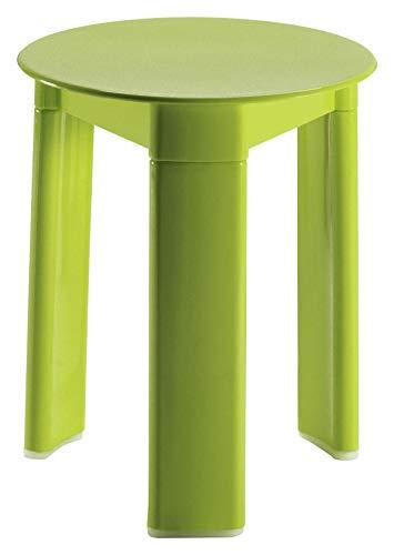 Gedy 20720400300 Taburete, Verde ácido