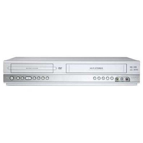 Philips DVP 721 VR DVD-Player/Videorekorder Kombination