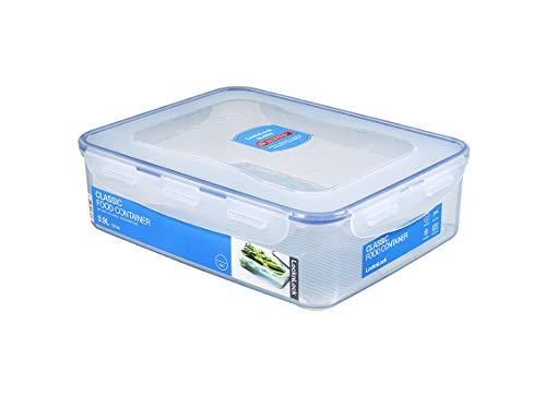 Lock & Lock HPL 834 Boîte essentielle 3,9 l avec plateau fraîcheur Etanche à 100% air et liquide