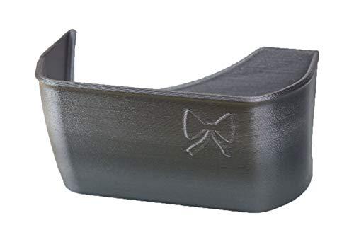 Schnittenliebe Auffangbehälter passend für W6 N454D metallic | Auffangschale Abfallbehälter Mülleimer Fadenreste