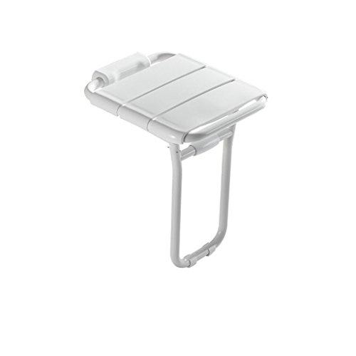 TY-Badezimmerhocker Badezimmer-Klappstuhl-Wand-eingehangener Stuhl-Eingangskorridor-Badezimmer-Duschbad-Schemel-Wand-Schemel-Duschwand-Stuhl-Schemel für die älteren Personen (Farbe : A)