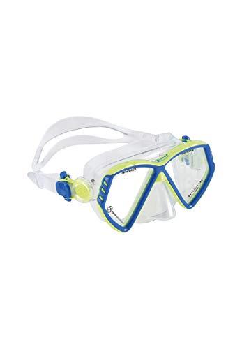 Aqua Lung Kinder Cub JR Taucherbrille blau S