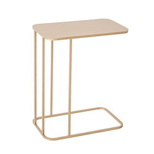Tables basses Tables D'appoint Table D'appoint Tablette Créative Table D'appoint Canapé Côté Petite Petite Table Carrée en Fer Forgé Salon Table d'angle