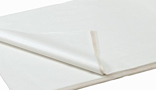 """ABC Premium Quality Tissue Paper, Large Great for All Your Gifts! 20 x 30"""", White - 960 Sheets"""