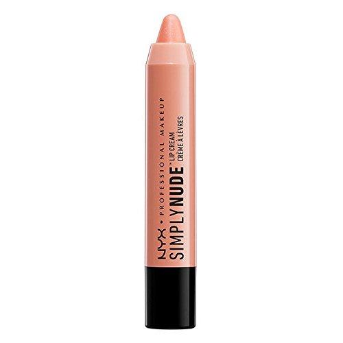NYX Simply Nude Lip Cream Peaches