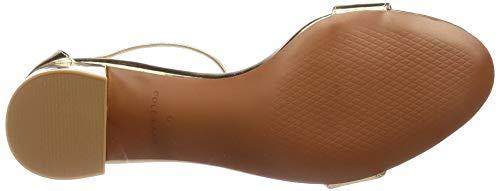 [コールハーン] レディースファッションサンダル 【公式】 クラレット II シグネチャー ゴールド スペッキオ 23.5 cm