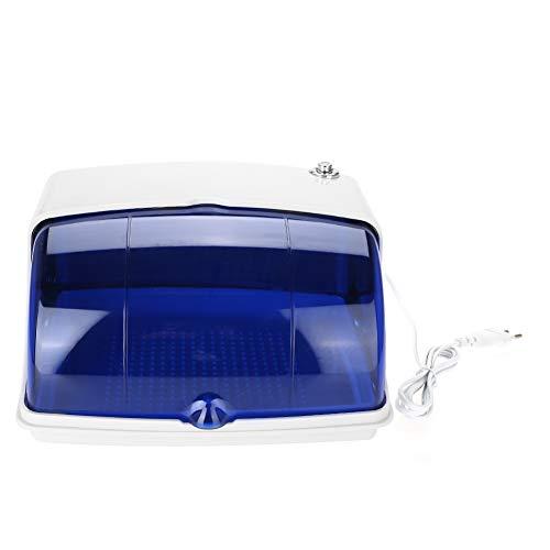 Esterilizador UV, Desinfectar Inteligente de Alta Temperatura Herramienta de Esterilización Profesional para Arte de Uñas, Herramienta de Manicura y en el Hogar