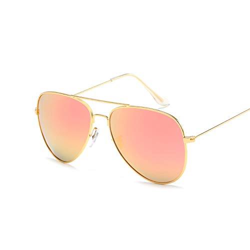 DSFHKUYB Gafas de Sol Estilo piloto para Adultos para Hombre y Mujer,K