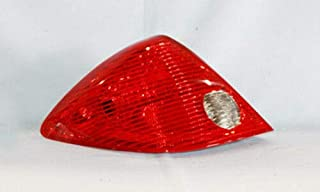 TYC 11-6102-00-1 GM Pontiac G6 Left Replacement Tail Lamp