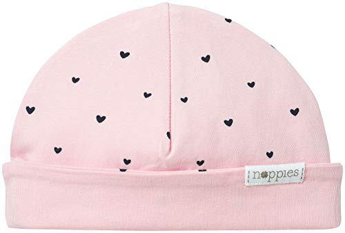 Noppies G Hat Rev New York Sombrero, Rosa Claro, 0-3 Meses para Bebés