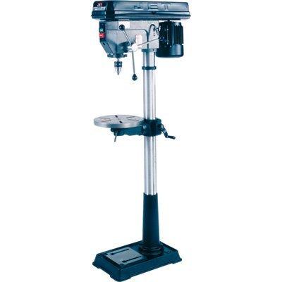 JET Floor Drill Press - 16 Speed, 5/8in. 3/4 HP, 115/230V, Model Number JDP-17MF