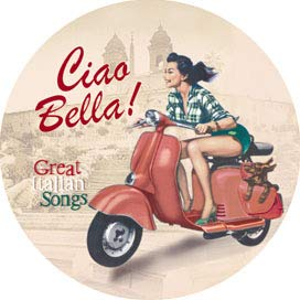 BRISA Musik CD CIAO BELLA! - Sammleredition, Special Edition, Geschenkbox