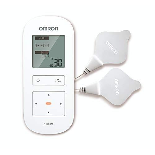 OMRON HeatTens Máquina TENS con calor calmante para aliviar el dolor articular y muscular