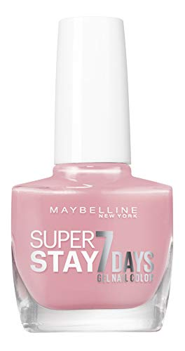 Gemey Maybelline (Gem6) Maybelline New York Tenue & Strong Pro nagellak technologie gel 135 Nude Pink