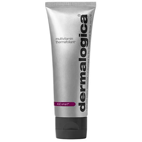 Dermalogica Multivitamin Thermafoliant (2.5 Fl Oz) Anti-Aging Face Exfoliator Scrub with Salicylic Acid and Retinol - Immediately Reveal Smoother and Fresher Skin