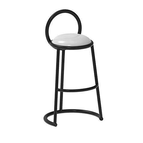 XXT barkruk, barkruk, modieus, barkruk, creatief, hoge stoel 90cm Wit