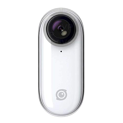 Insta360 Go 1080P video sport action camera BT-verbinding app-besturing voor YouTube Vlog video make-ing voor iPhone X/XS/XS Max / 8/7s Plus