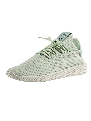 adidas Men's Pw Tennis Hu Fitness Shoes, Green Verlin Verlin Vertac, 7.5 UK