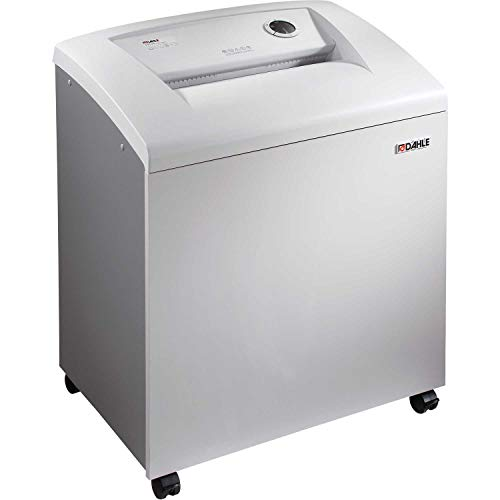 Lowest Price! Dahle High Security Small Department Paper Shredder, Extreme Cross Cut, 40534