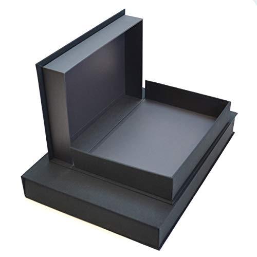 Seawhite Aufbewahrungsbox, Schwarz A3