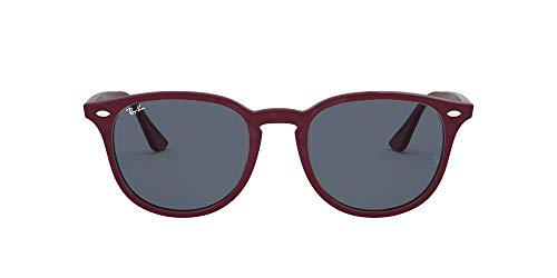 Ray-Ban Rb4259f Gafas de sol redondas de ajuste asiático unisex para adultos