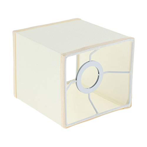 SM SunniMix E27 Stoff Lampenschirm für Tischlampe Stehlampe Deckenleuchte Wandleuchte - Typ 1