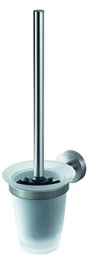 Haceka Kosmos Tec, Toilettenbürstenhalter, Glas