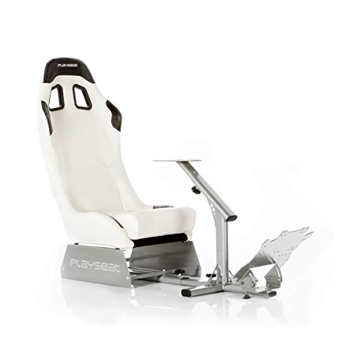 Playseat Evolution M Weiß/Silber