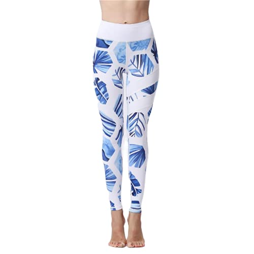 QTJY Pantalones de Yoga para Nalgas de Cintura Alta para Mujer, Push-ups, Pantalones de chándal para Gimnasio elásticos para Abdomen G S