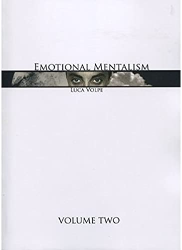 Emotional Hommestalism Vol 2 by Luca Volpe and Titanas Magic - Book