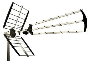 Antiference Xt87lte 87 Element F-Conn LTE - Antena de Radio